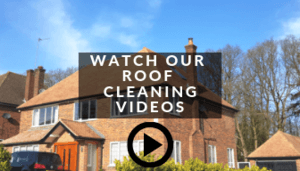 roof cleaning in london
